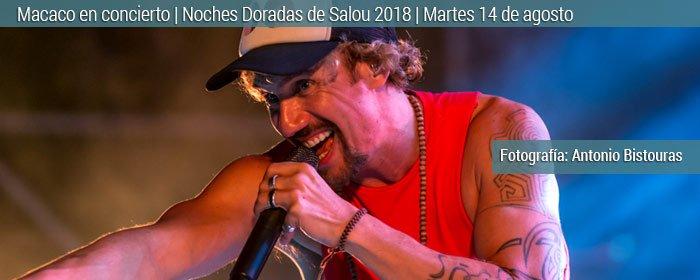 macaco concierto noches doradas salou 2018