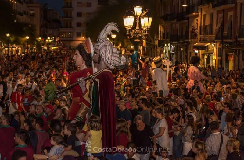 sant magi 2018 regreso de procesion tarragona 2018