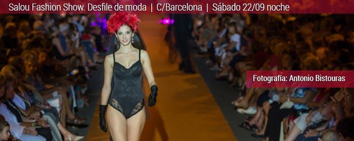 salou fashion show 2018 desfile moda en Salou