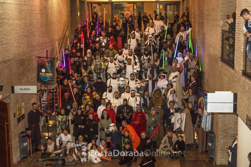 2ª edición convesión Starraco Wars 2018 Tarragona