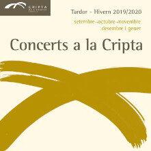conciertos cripta cambrils