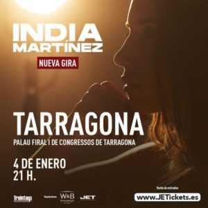concierto India Martínez