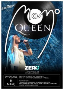 MOMO tributo queen