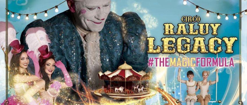 Circo Raluy Legacy, en Reus marzo 2020