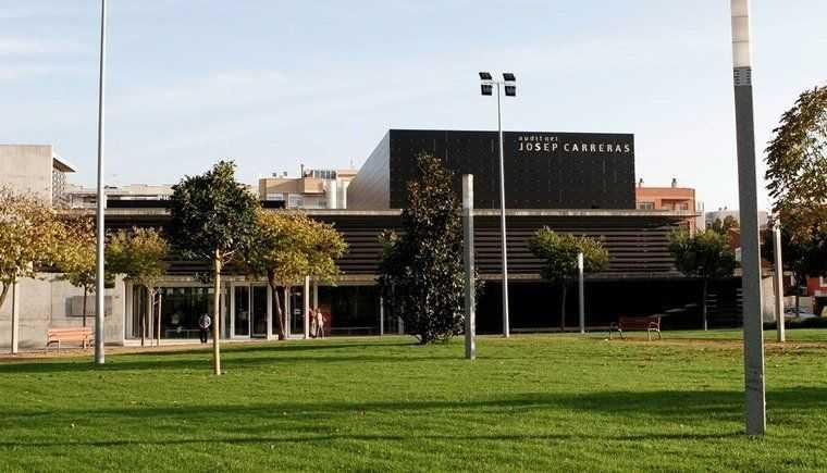 Auditorio Josep Carreras