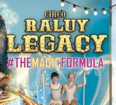 Circo Raluy The Magic Fórmula Reus