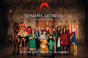 semana medieval montblanc 2020