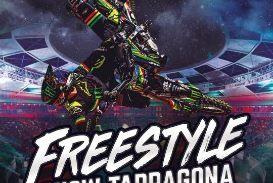 freestyle show tarragona arena