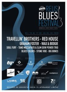festival Blues reus