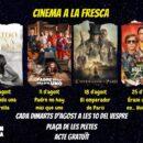 cine agosto la selva