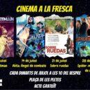cine aire libre 2020 julio selva del camp