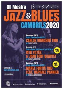 muestra jazz cambrils