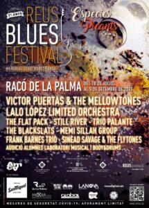 Reus Blues Festival 2021