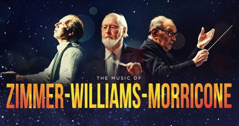 The music of Morricone & Zimmer & Williams, Tarragona